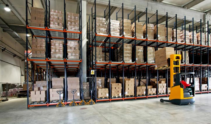 Commercial Storage Solutions in Farmington Hills, MI, Grand Rapids, MI, Whitestown, IN, & West Chester, OH